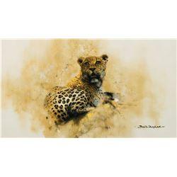 David Shepherd-Leopard