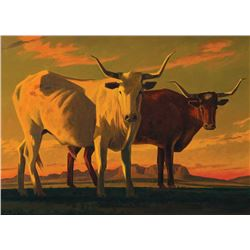 Ed Mell-Sonoran Cattle
