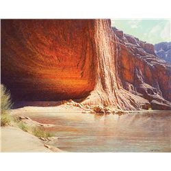 Curt Walters-The Great Redwall Cavern