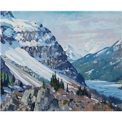Belmore Browne-Valley of the Kicking Horse