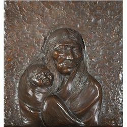Allan Houser-Grandmother's Relief