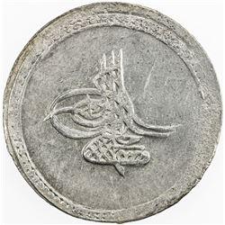 TURKEY: Mustafa III, 1757-1774, AR 20 para (9.24g), Islambul, AH1171. EF