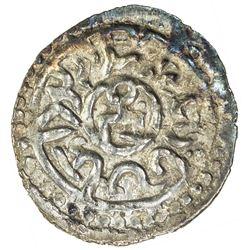 GOLDEN HORDE: Toda Mangu, 1280-1287, AR dirham (1.51g), Qrim, AH683. EF
