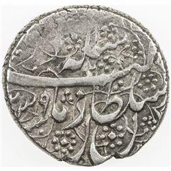 DURRANI: Habib Allah, 1824, AR rupee, Kabul, AH1239. F-VF