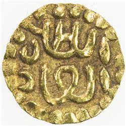 INDONESIA: ACEH: 'Ali b. Munawar Shah, 1586-1589, AV mas (0.59g). EF