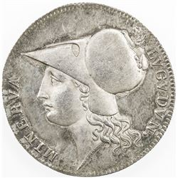 FRANCE: Napoleon I, as emperor, 1804-1814, 1815, AR jeton (11.23g), 1805. AU