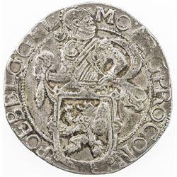 NETHERLANDS: GELDERLAND: AR 48 stuivers (lion daalder) (26.49g), 1646. F-VF