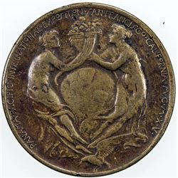 UNITED STATES: AE medal (25.55g), 1915, Panama-Pacific International Exposition, VF