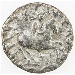 INDO-GREEK: Antimachos I, 171-160 BC, AR drachm, Fine