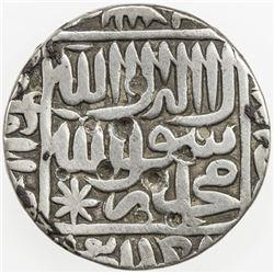 DELHI: Muhammad Adil Shah, 1552-1556, AR rupee (11.16g), Gwalior, AH96(3). VF