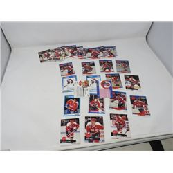 COLLECTOR HOCKEY CARDS (OVER 30) *ALAN MAY, MIKE RIDLEY, ETC*
