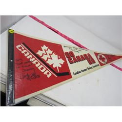 HOCKEY PENNANT (CNDN NATIONAL UNDER 17) *AUG 9 TO 15 1992* (LAMINATED)