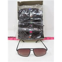 LOT OF SUNGLASSES (VINTAGE) (QTY 12) N.O.S.
