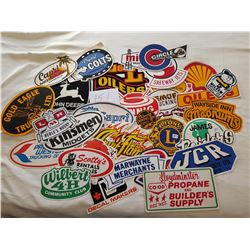 30 LARGER SIZE PATCHES
