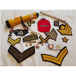 RCMP RELATED COLLECTOR ITEMS