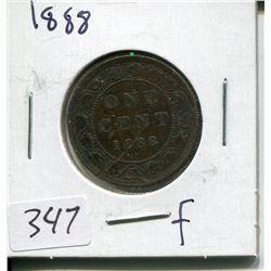 1888 CNDN LARGE 1 CENT PC