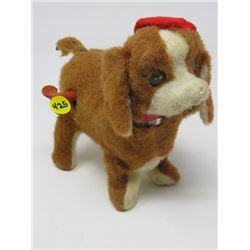 TOY MECHANICAL DOG (NEEDS REPAIR)