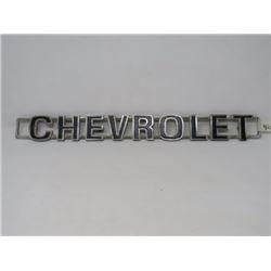 "1973-1980 CHEVROLET TAIL GATE EMBLEM - 326104-3313 (20.5"" LONG)"