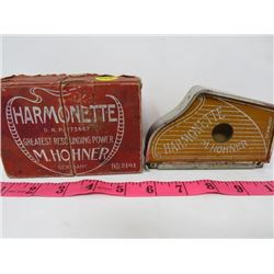 M HOHNER HARMONETTE (NO 1301 MADE IN GERMANY) *C/W ORIGINAL BOX*