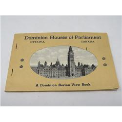DOMINION HOUSES OF PARLIAMENT SOUVENIR PHOTOS