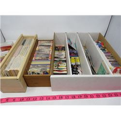 LOT OF HOCKEY COLLECTOR CARDS *LARGE QUANTITY*