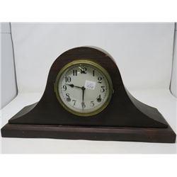 MANTLE CLOCK (WIND UP; WILLIAM L. GILBERT)