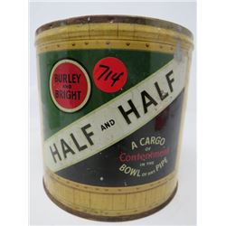 TOBACCO TINS (IRISH ROLL & HALF & HALF)