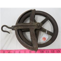 "PULLEY (8"")"