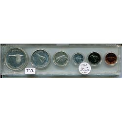 1967 CNDN PROOF SET (6 PCS)