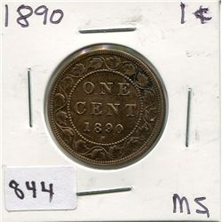1890 CNDN LARGE PENNY