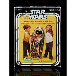 Lot # 1: Jawa Inflatable Bop Bag - Sealed [Kazanjian Coll