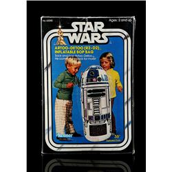 Lot # 3: Artoo-Detoo (R2-D2) Inflatable Bop Bag - Sealed