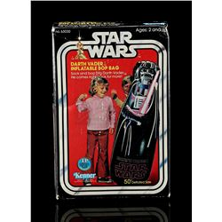 Lot # 4: Darth Vader Inflatable Bop Bag - Sealed