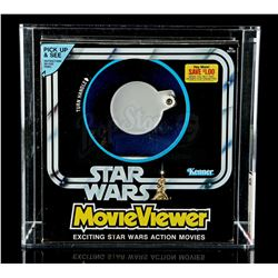 Lot # 6: Star Wars Movie Viewer AFA 85