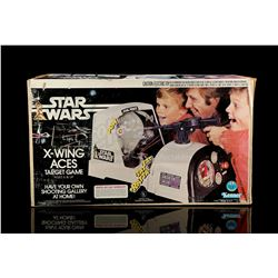 Lot # 9: Star Wars X-Wing Aces Target Game [Kazanjian Col
