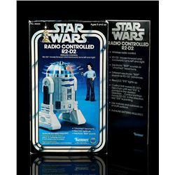 Lot # 10: Radio-Controlled R2-D2 - Sealed [Kazanjian Coll