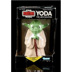 Lot # 15: Yoda The Jedi Master Magic 8-Ball [Kazanjian Co