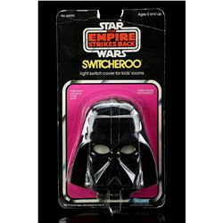 Lot # 17: Darth Vader Switcheroo Light Switch Cover [Kaza