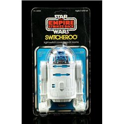 Lot # 18: R2-D2 Switcheroo Light Switch Cover [Kazanjian