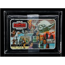 Lot # 20: Vinyl Carrying Case (Yoda Artwork Version) AFA
