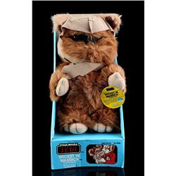 Lot # 23: Plush Wicket W. Warrick - Unused [Kazanjian Col
