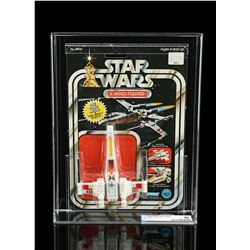 Lot # 26: Diecast X-Wing Fighter SW12 DCA 80