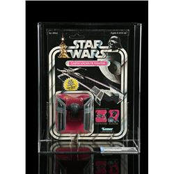 Lot # 27: Diecast Darth Vader Tie Fighter SW21 DCA 75