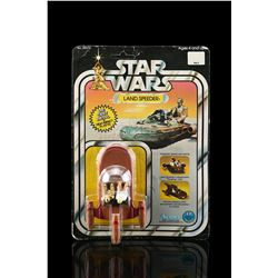 Lot # 28: Diecast Land Speeder Vehicle SW12B [Kazanjian C