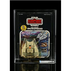 Lot # 29: Diecast Rebel Armored Snowspeeder ESB11A DCA 60