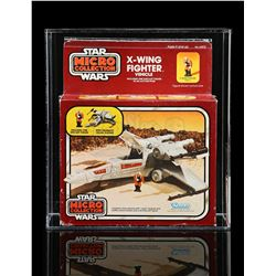 Lot # 31: Micro Collection X-Wing Fighter AFA 75