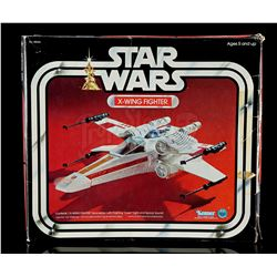 Lot # 32: X-Wing Fighter