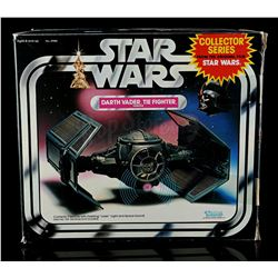 Lot # 34: Darth Vader TIE Fighter - Unused
