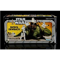 Lot # 36: Patrol Dewback - Unused