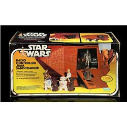Lot # 37: Radio Controlled Jawa Sandcrawler Vehicle - Sea